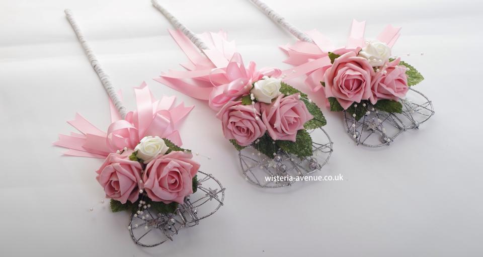 Flower Girl Ideas | wisteria-avenue.co.uk
